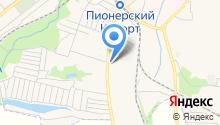 Храм Тихвинской иконы Божией Матери на карте