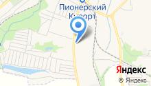 КХ Водоканал, МУП на карте
