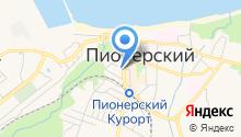 Принт-фото на карте
