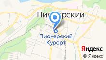 УФСИН России по Калининградской области на карте