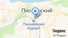 Магазин цветов на Садовой на карте
