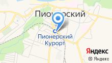 Магазин продуктов на Вокзальной на карте