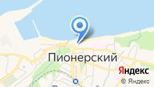 Вика на карте