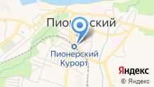 Веб-студия Maxika - Создание сайтов и интернет-магазинов в Калининграде на карте