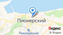 Кабинет психолога Натальи Петровой на карте