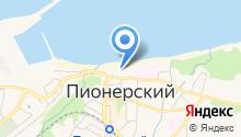 СТК-Балт на карте
