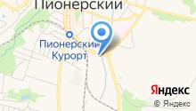 Автосервис на Вокзальной на карте