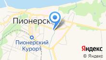 СТК-БАЛТСЕРВИС на карте