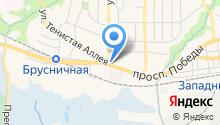 Магазин автокосметики на карте