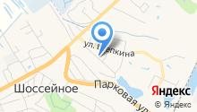 Glebov39 - Производство деревянных лестниц на карте