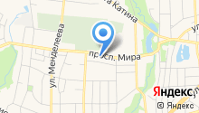M-Style на карте