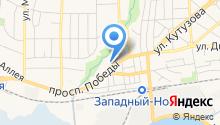 Тасун на карте