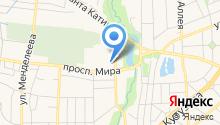 LOVE Radio Калининград на карте