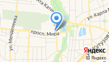 LOVE Radio Калининград, FM 102.9 на карте