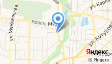 Управление государственного пожарного надзора по Калининградской области на карте