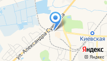 Диалог-Автолак на карте