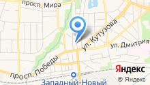 EAC-DECLARANT на карте