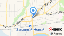 3-НДФЛ на карте