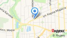 Fame на карте