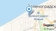 Прокуратура Зеленоградского района на карте
