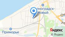 Секонд-хенд на ул. Победы на карте