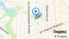 Управление по делам ГО и ЧС г. Калининграда на карте