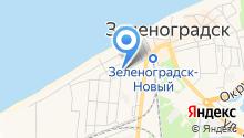 Отдел судебных приставов Зеленоградского района на карте
