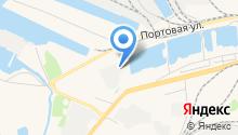 Суворов на карте