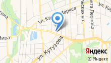 MK pizza на карте