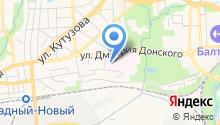 LoftDent на карте