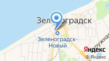 Домик Гудовича на карте