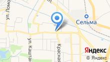 FIZRA на карте