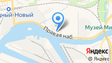 MODERNA на карте