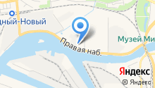 Город К на карте