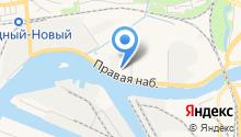 Модерна на карте