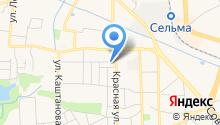 DiStep на карте