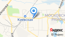 Магазин автопринадлежностей на карте