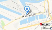 CMA CGM RUS на карте