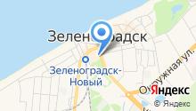 Фотосалон на ул. Тургенева на карте