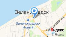 ОВД по Зеленоградскому району на карте
