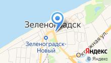 Городская ритуальная служба 939 на карте