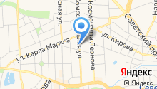 BodyThai на карте
