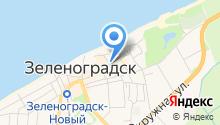 Дюна Оптик на карте