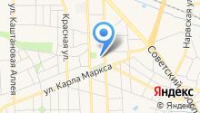 Husse Калининград на карте