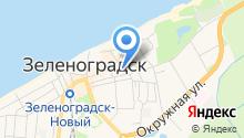 Нотариус Ларичева Н.В. на карте