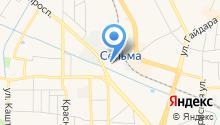 Магазин-салон кондиционеров, двигателей и глушителей на карте