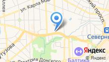 Bliss39.ru на карте
