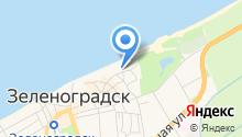 Шопен на карте