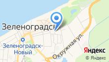 Домик Ангелов на карте