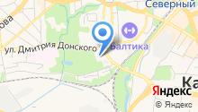 24 часа на карте